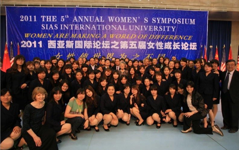 EQ Fosters Future Female Leaders: Empowering Young Women in China