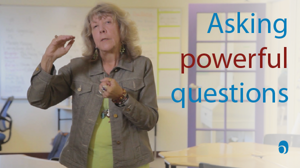 Ask More Powerful Questions