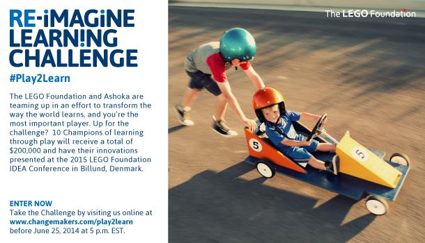 Re-Imagine Learning:  Joyful.  Innovative.  Possible?