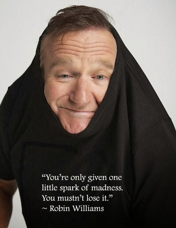 My Tribute to Robin Williams