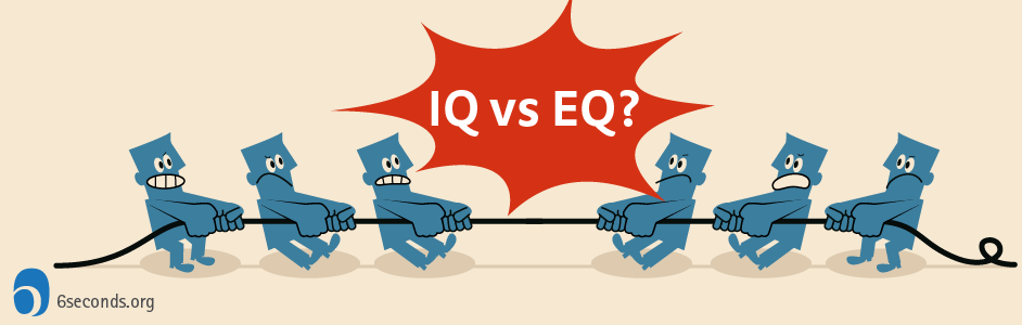 Does IQ Beat EQ? Wrong Question.