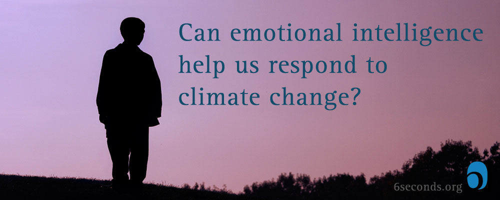 Emotions and Climate Change