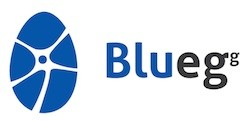 bluegg logo
