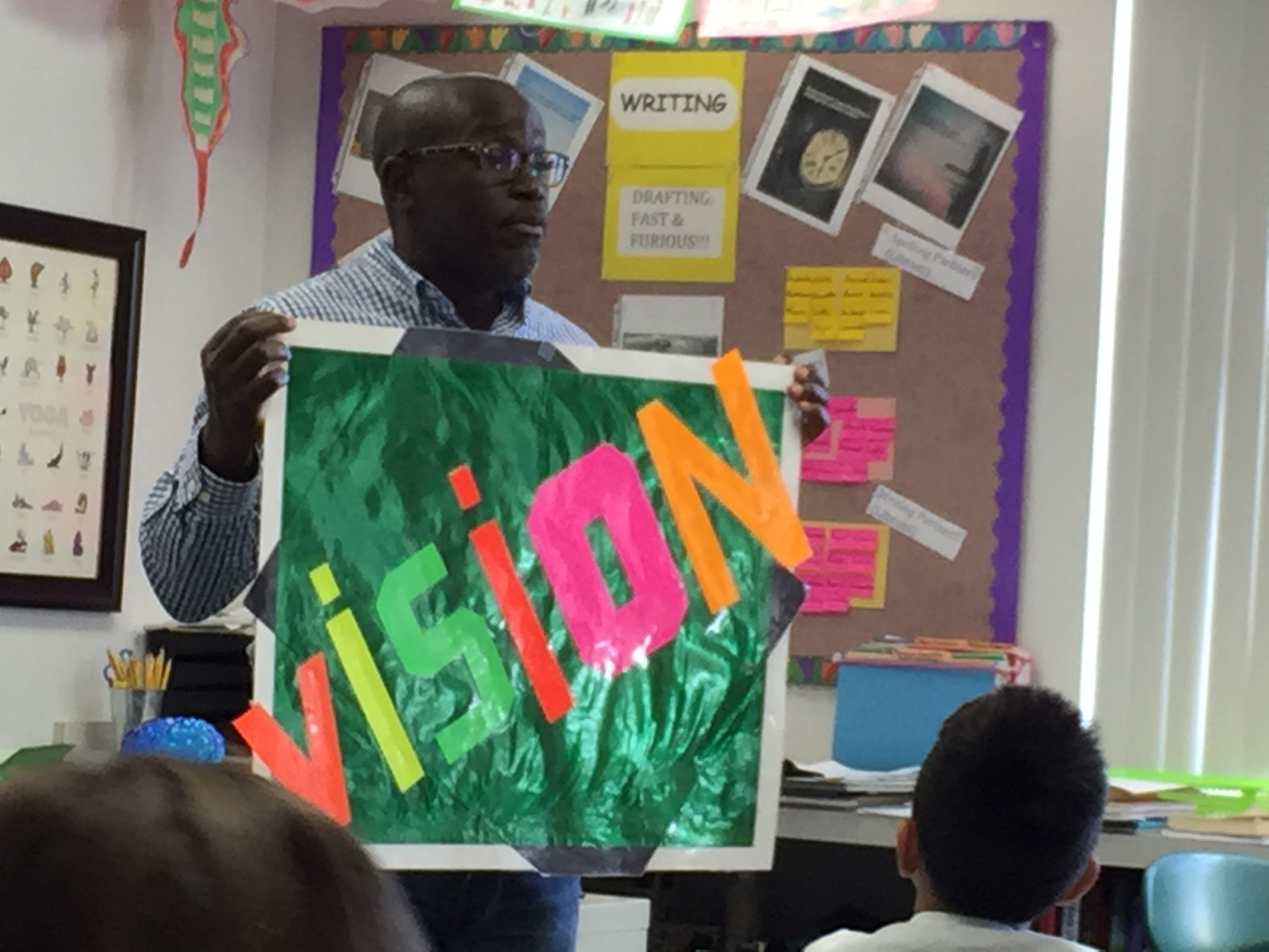 A Teacher's Tolerance Story