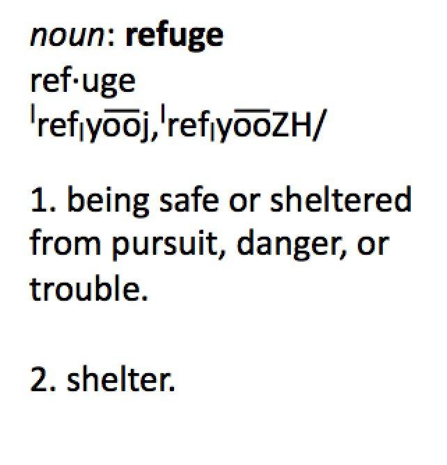 Un Raising Refugee Awareness Memo To Un Watch The Tv News Can T