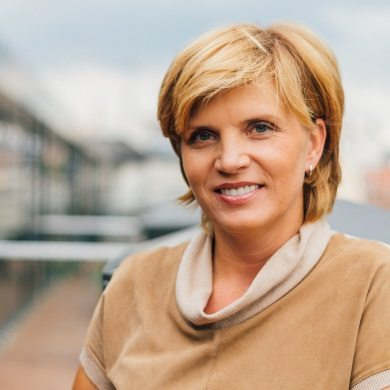 Nomeda Marazienė Helps Lithuania Blossom