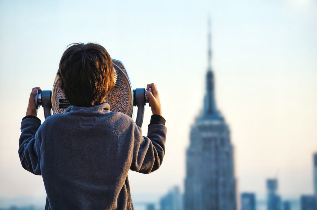 child-view-new-york
