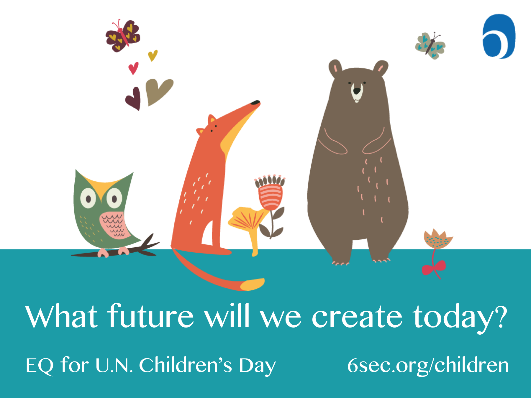 Six Seconds Partners with Crowdrise and Heartbeings for UN Universal Children's Day